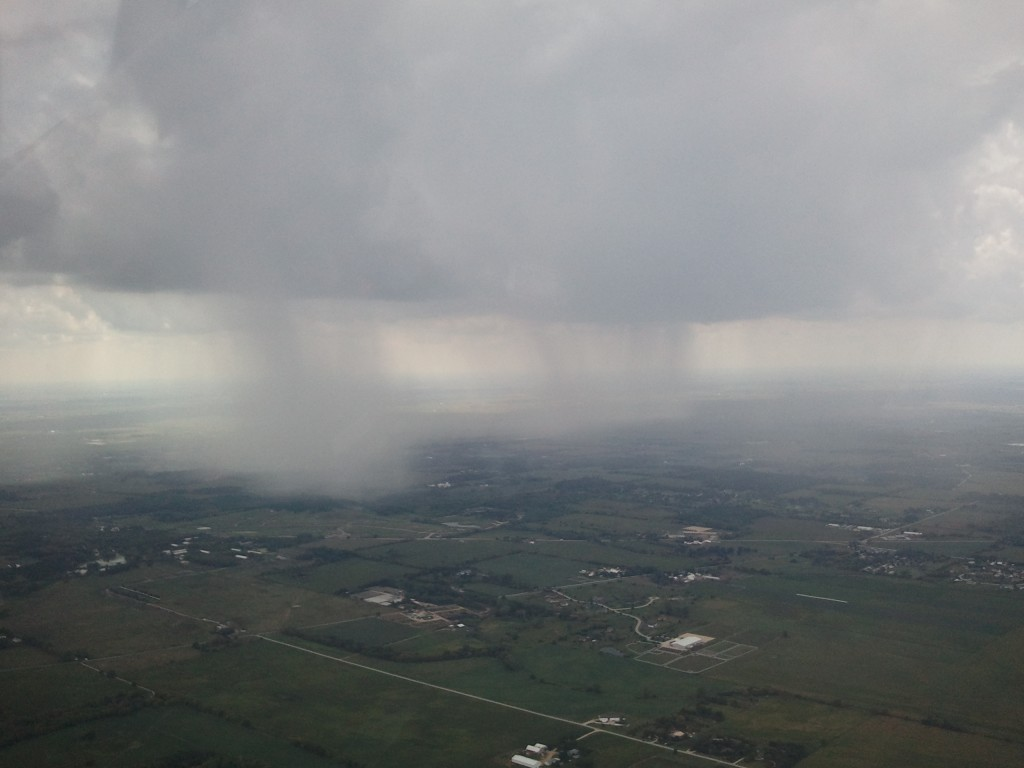 Rain Showers & Thunderstorms | Flight Training the Fast and Easy Way